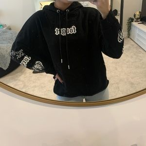 H&M Black sweatshirt